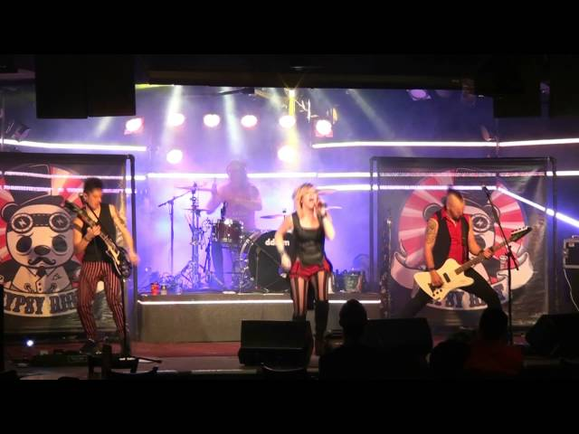 Gypsy Riot Cover 2/2015 - Led Zepplin, Whole Lotta Love