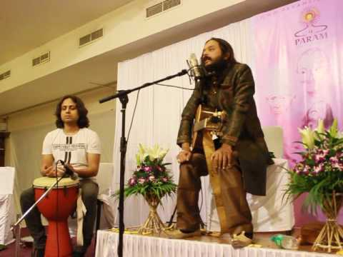 Crown Chakra 3rd part - Swami Shrila Prem Paras with The Jogee band
