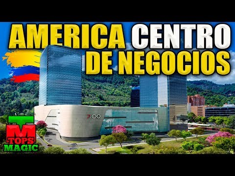 America centro de negocios | Conoce este Megaproyecto en Bogotá