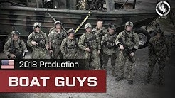 "US Navy SWCC | 2018 | ""Boat Guys Don't Quit"""
