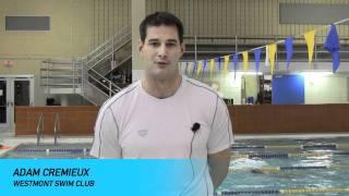 SwimOutlet Testimonial: Adam Cremieux, Westmont Swim Club, Story Thumbnail