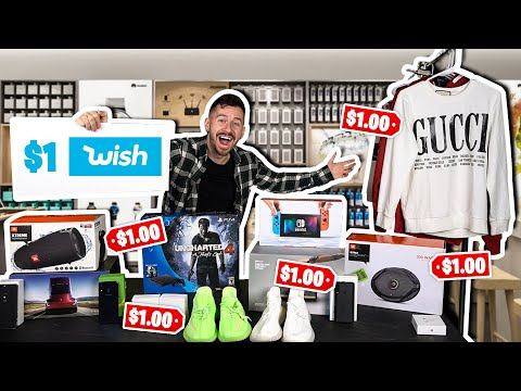 I Opened A $1 Wish Store!!