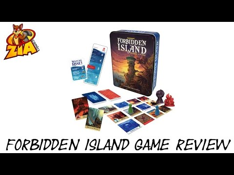 Forbidden Island | HOW TO PLAY