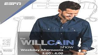The Will Cain Show 9/14/2018 -  Hour 1: Overpaid, Average QB