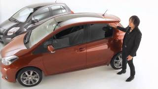2012 Toyota Yaris revealed, interior and exterior design + model history