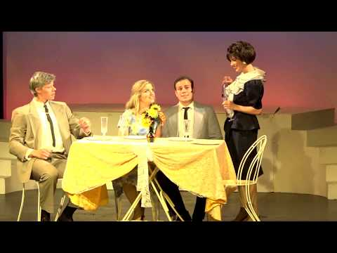 Dinner table scene/ Family Tree- Catch Me if you Can