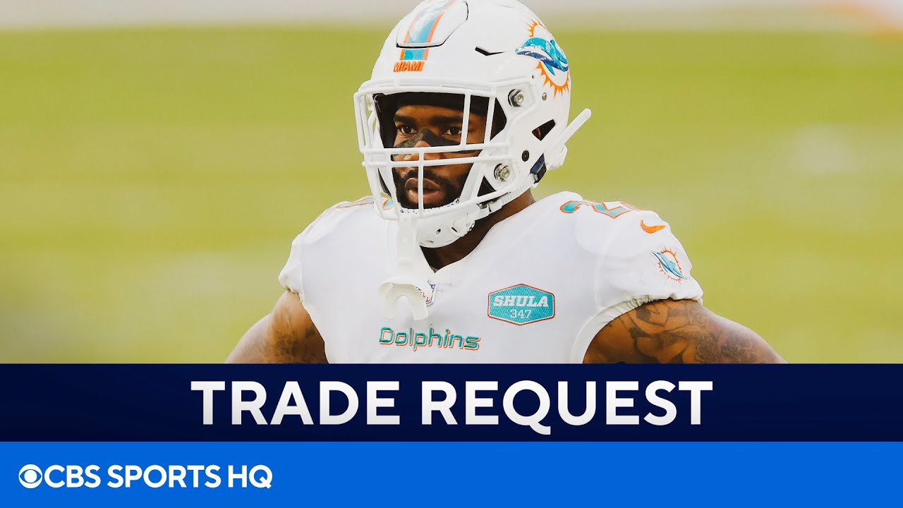 All-Pro cornerback Xavien Howard requests trade from Dolphins ...