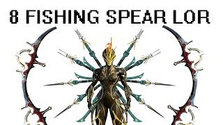 Warframe: 8 FISHING SPEAR RAID - Zanagoth