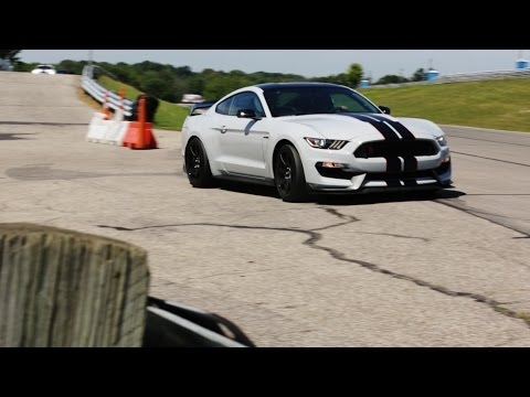 Ridden | 2016 Ford Shelby GT350R Mustang