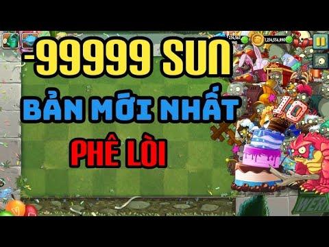 cách hack plants vs zombies 2 tren dien thoai - Hướng dẫn mod -99999 sun mới nhất plants vs zombies 2 8.4.2 - Vũ Đình Phước