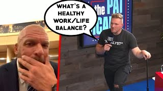 How Does Triple H Balance Work and Life?