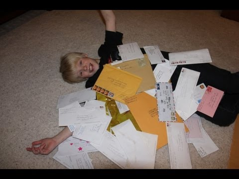 Carson Lueders - FAN MAIL Vlog #2