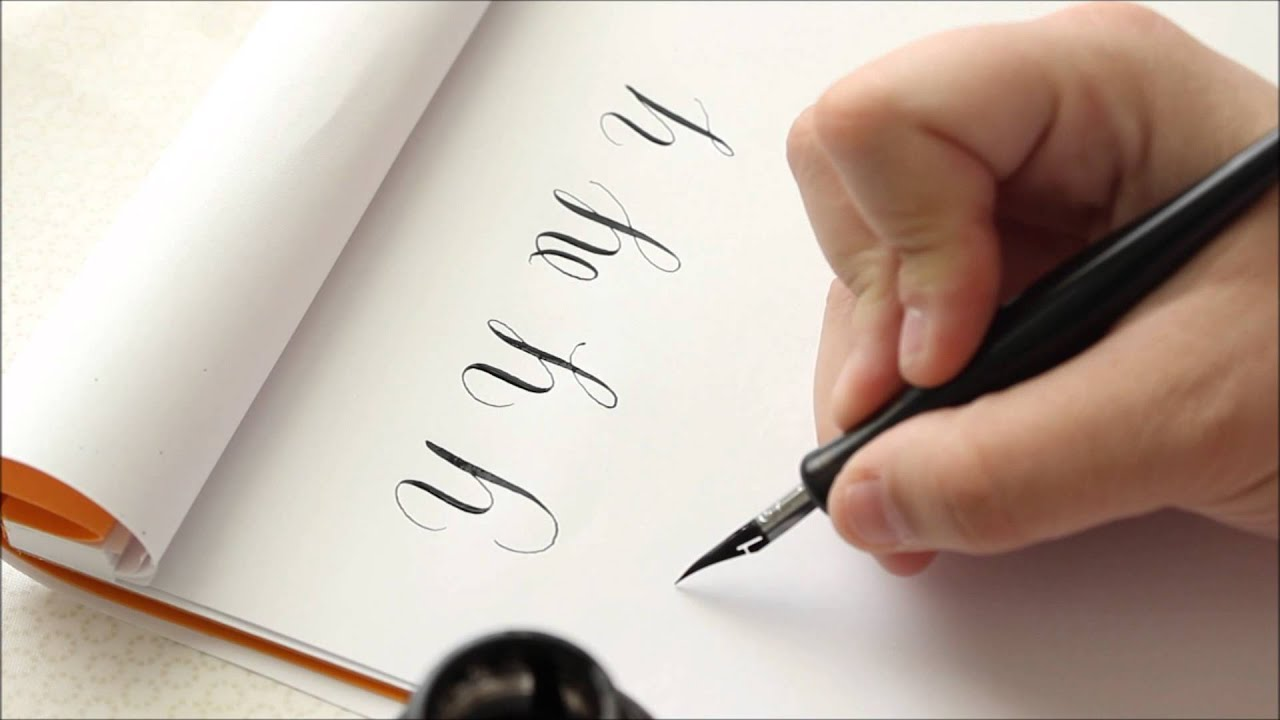 Calligraphy Y Images Galleries With A
