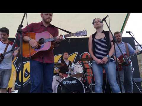 The Minke Whales at Green Man Festival 19/8/2016