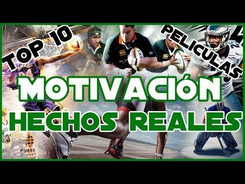 Top 10 Peliculas de Motivación Deportiva Basadas en Hechos Reales | Parte 1 - Top Cinema