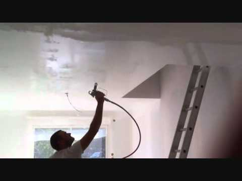 station de peinture wagner project pro youtube. Black Bedroom Furniture Sets. Home Design Ideas