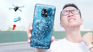 YẾU TIM ĐỪNG XEM: Đập nát Xiaomi Redmi Note 9s