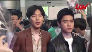 VIP 레드카펫 현장 CGV 페이스북 단독 생중계!
