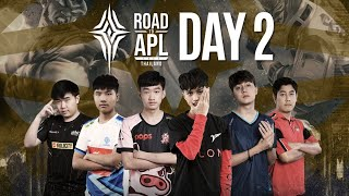 Road to APL 2020 Thailand Day 2