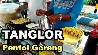 Tanglur Tanglor Pentol Goreng Si Bolang Car Free Day Bondowoso Indonesian Street Food Youtube