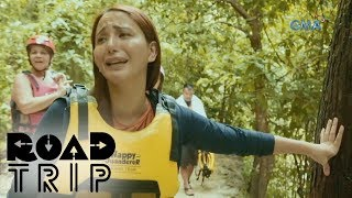 Road Trip: Will Katrina Halili jump in a 35-feet cliff?