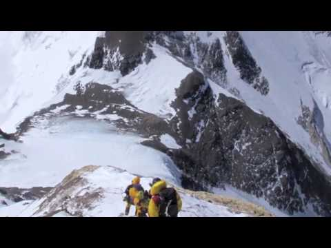 Deadly Avalanche Sweeps Slopes Of Mount Everest