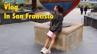 【vlog】구찌, 샌프란시스코 japantown, 인앤…