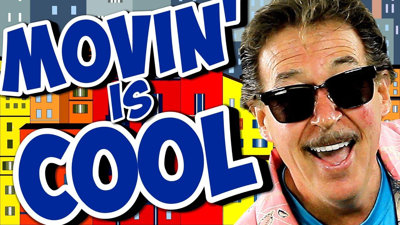Movin' Is Cool | Fun Movement Song for Kids | Brain Breaks | Jack Hartmann