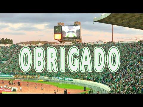 OBRIGADO - أوبريغادو ( RCA VS ASEC MIMOSAS 4-0 )