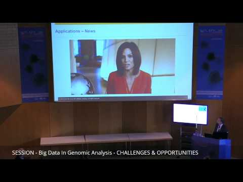 Werner Eberhardt: Real-time processing of genomic and clinical data