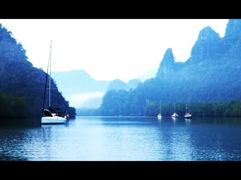 Restless: We start learning to sail in Langkawi   Year 39 Ep. 2