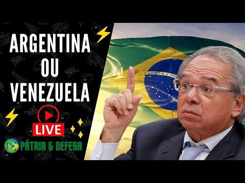 Para Onde Vamos Argentina, Venezuela Ou Estados Unidos e Alemanha