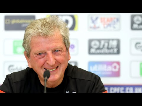 Roy Hodgson: this could be a very good year at Crystal Palace