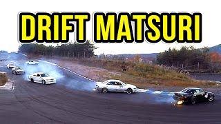 EBISU AUTUMN DRIFT MATSURI 2018 - Day 1