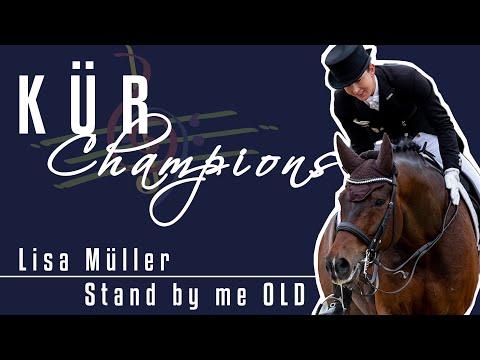 Lisa Müller   Stand by Me   Preis Nürnberger Versicherungen   Pferd International   München   2016