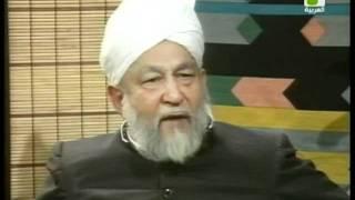 Liqa Ma'al Arab 19 November 1994 Question/Answer English/Arabic Islam Ahmadiyya
