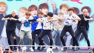 방탄소년단 BTS Smart Uniform Campaign Event Full Ver. ( Family Song + FIRE + SAVE ME)