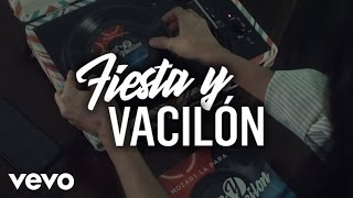 Mozart La Para - Fiesta y Vacilon (Lyric Video)