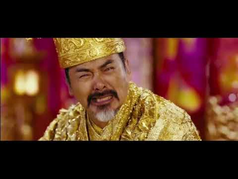 The Hardest Scene In Curse Of The Golden Flower For Chow Yun-Fat