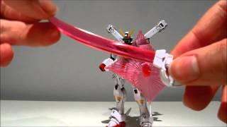 1/144 HGUC Crossbone Gundam X-1 Review