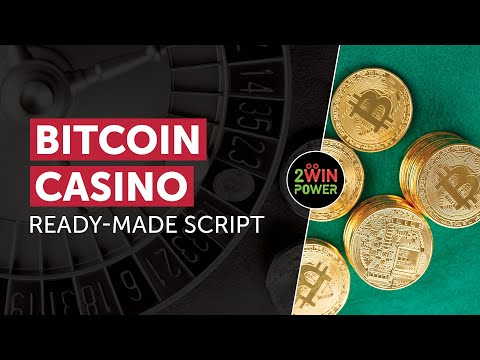What Is A Bitcoin Casino Script | Bitcoin Casino Сreation By 2WinPower