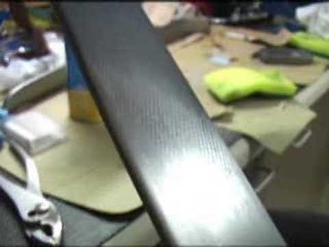 diy brushed aluminium audi a4 youtube. Black Bedroom Furniture Sets. Home Design Ideas