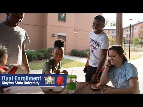 Clayton State University - Dual Enrollment