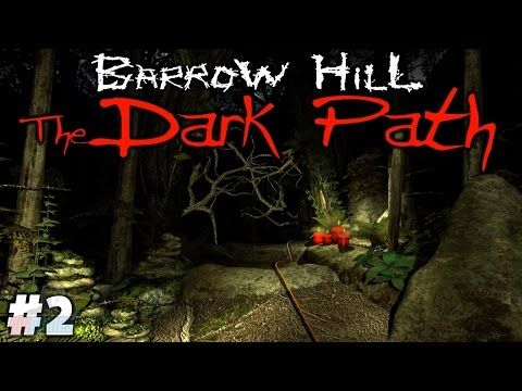 Lets Play Barrow Hill Part 1 - Point and Click | Game Walkthrough