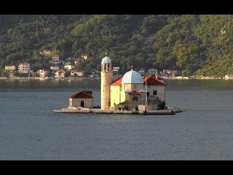 Gulf of Kotor, Montenegro