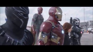 MovieExpress『シビル・ウォー/キャプテン・アメリカ』TVスポット thumbnail