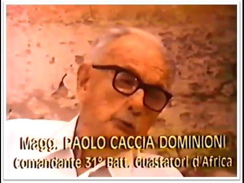 EL ALAMEIN di Bruno Vespa (subtitles)