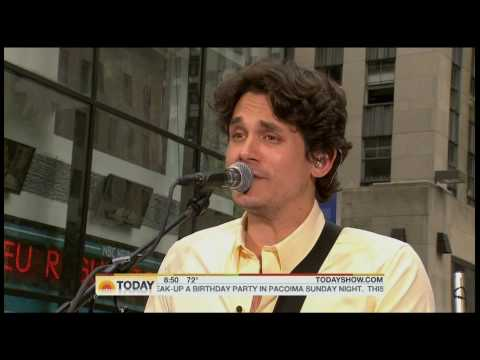 John Mayer - Today Show 2.Half of My Heart [07/23/2010] mp3