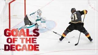 Лучшие голы 10 х в НХЛ Great Goals of the Decade 2010 2019 NHL