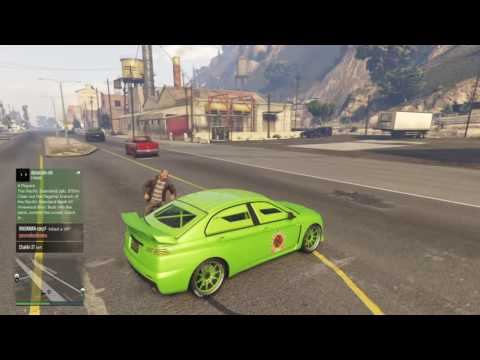 GTAO Beginner Let's enjoy play!! for PS4